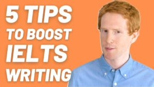 These 5 Tips can help you to get a higher score in IELTS writing
